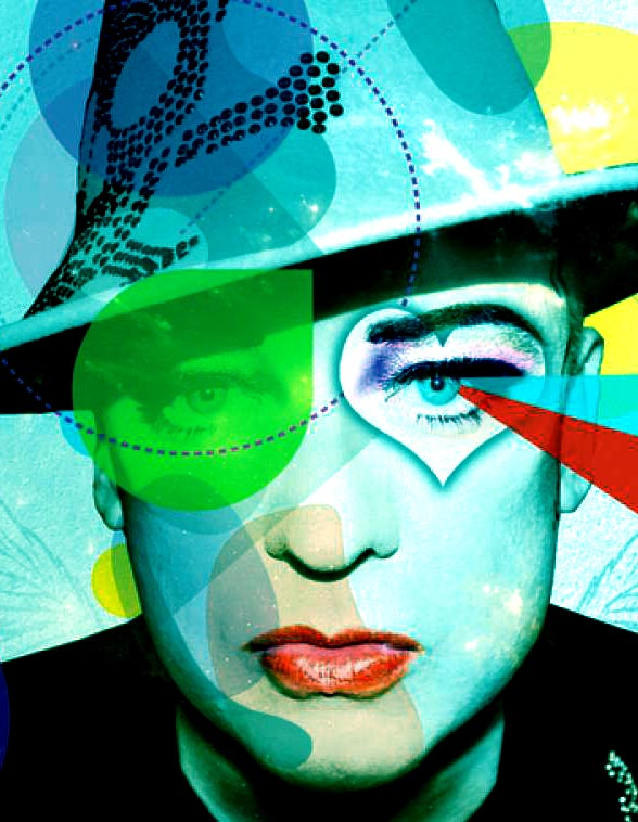 LO STRAORDINARIO ALIENO Torna Boy George con Ordinary Alien