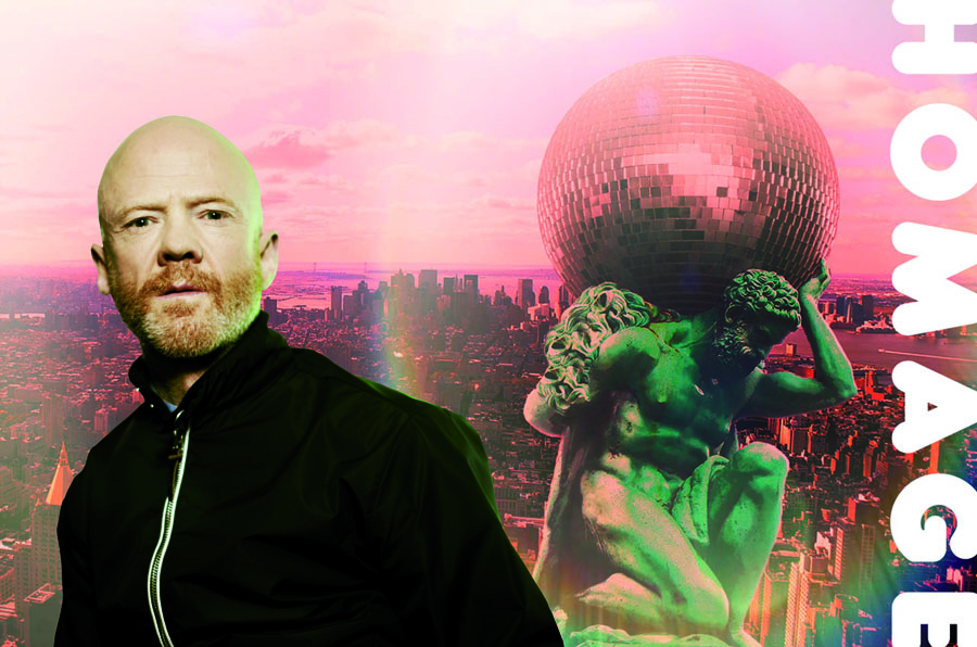 WONDER JIMMY:  Homage | Il nuovo album di Jimmy Somerville