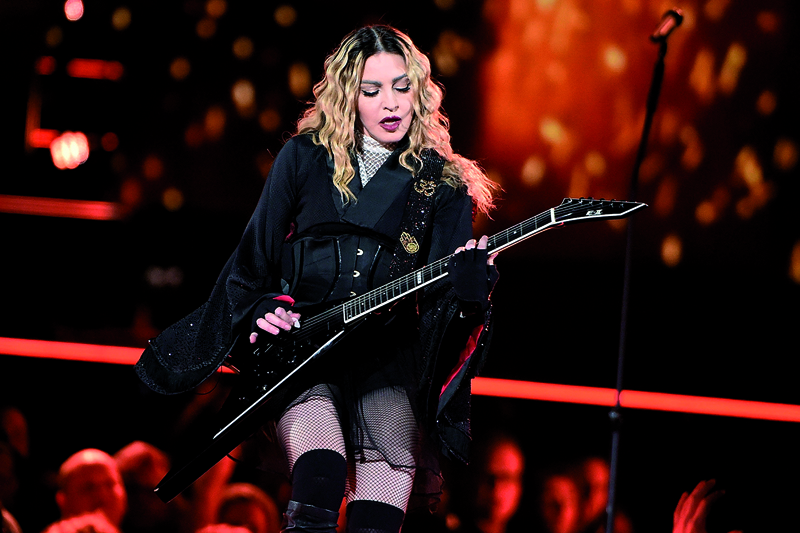 MADONNA | Finalmente in dvd il Rebel Heart Tour