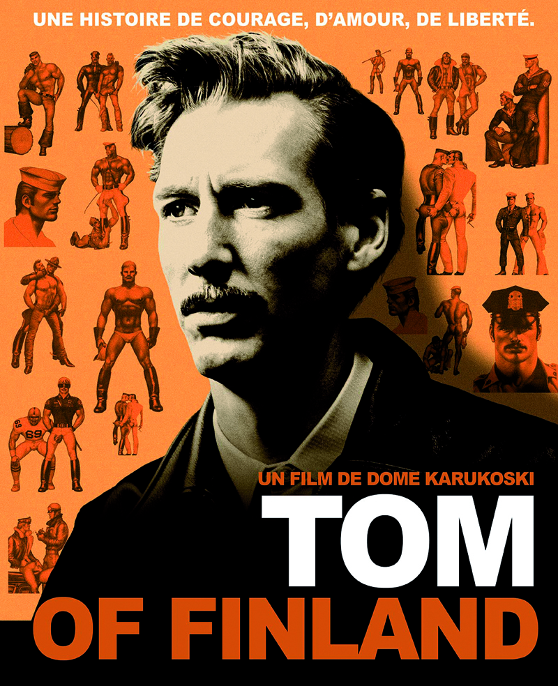 TOM OF FINLAND | In un film la vita e l'opera del celebre illustratore finlandese