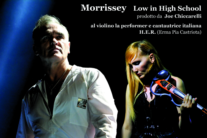 MORRISSEY | Low in High School | Il nuovo album di Morrissey