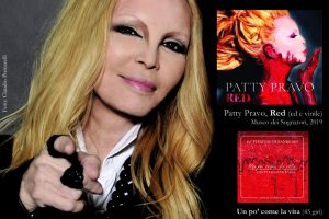 PATTY in RED | Red | il nuovo album di Patty Pravo