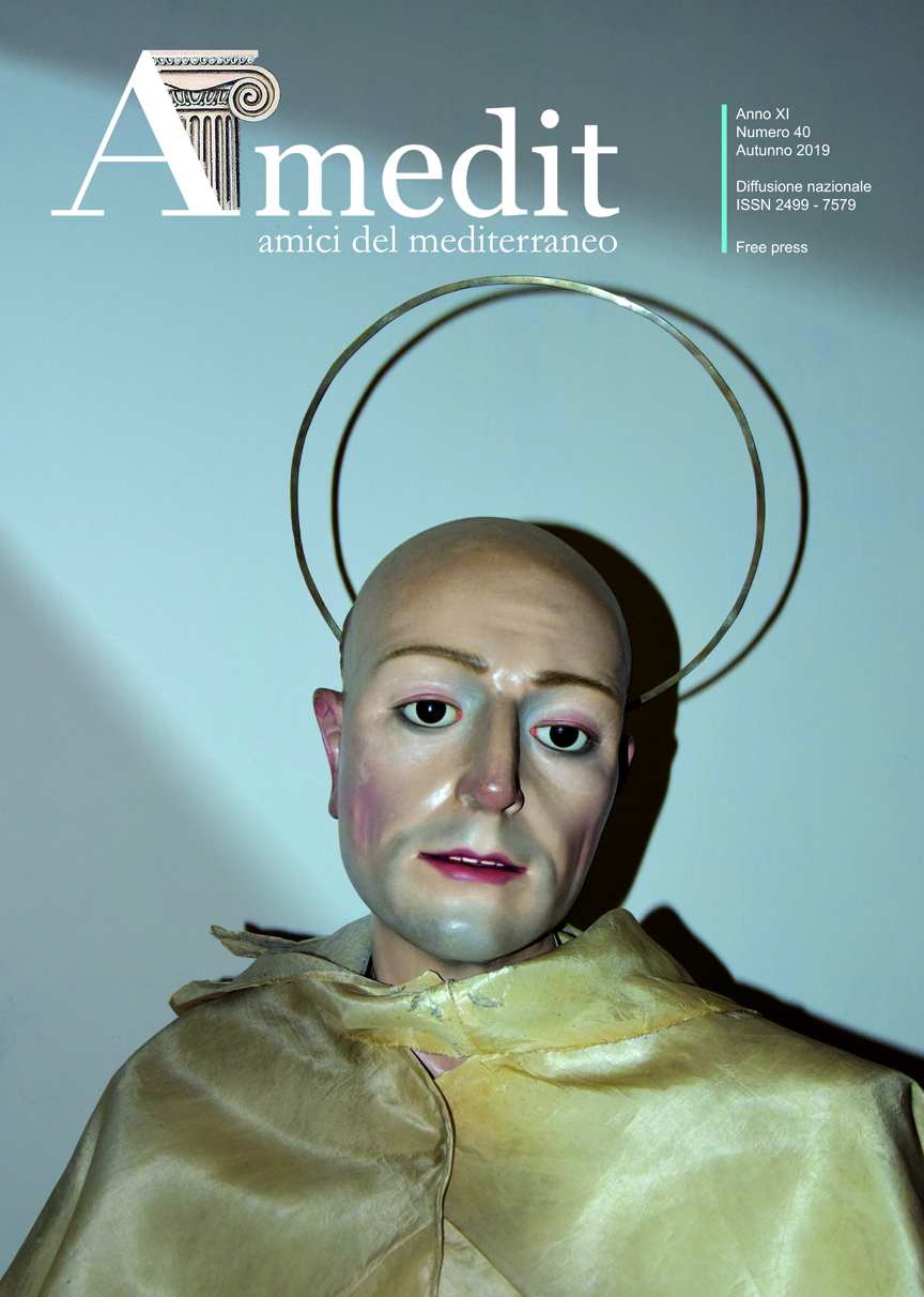 Amedit n° 40 | autunno 2019